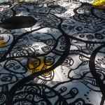 【みじんこ体験】第15回~屋外で絵を書こう@セントラルパーク・ストロベリーフィールズ編