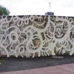 Ouma壁絵