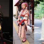 着物ってこんなに可愛い!和×洋装ファッションで安くおしゃれに美女力UP!