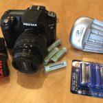 海外で一眼レフカメラ(PENTAX)が故障した場合にやっておきたいこと~デンマーク・コペンハーゲン編