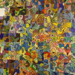 都市の色が溶け込んだ集合的アート作品「系統樹」韓国でどのように変化したか