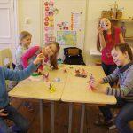 エストニアの小学校でアートプロジェクトSORA実施のご報告