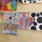 エストニアの小学校で草間彌生がアートの授業の題材になってた話