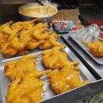 夕食の後にデザートでチキンを食べる韓国~チキンと韓国料理のご紹介