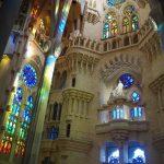 人類の至宝サグラダファミリア~光の森に入り込んだような神秘の建築