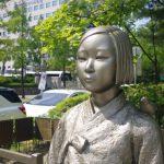 韓国大田(テジョン)のボラメ公園北側に平和の少女像を見に行ってから戦争とその後について考える