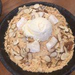 韓国大田(テジョン)の美味しいレポート~キナコ入りかき氷を食べよう!