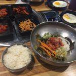 おいしい韓国レポート~大田(テジョン)でユッケビビンバを食べよう!