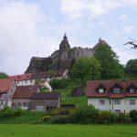 ピザを食べに2キロ歩こう~お城のあるドイツの小さな村