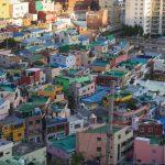 韓国のマチュピチュ!釜山のカラフルな町・甘川芸術村に行こう!