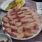 【5秒で読める】クリスマス前の韓国釜山~南浦洞のローカルレストランで魚を食べよう!