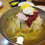 釜山名物ミルミョンを食べよう~北朝鮮の冷麺が釜山で変化