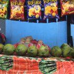 ブラジル・サンパウロのココナッツジュースとスーパーマーケットのおはなし