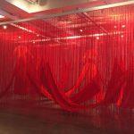 【5秒で読める】ブラジル・サンパウロのJAPAN HOUSEで塩田千春展やってたよ