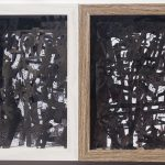 アート作品の額装について研究する vol.3~間を空けて作品を重ねたい