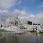 阿鼻叫喚が聞こえる地獄楽的なホワイトテンプル~北タイのワット・ロン・クン
