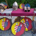 ルーマニア世界遺産の町シギショアラで中世祭り2~屋台ごはんと雑貨たち