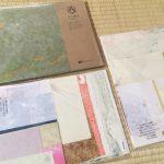 オンラインで美しい和紙の詰め合わせが届く!「ワシマ」がよかったよ