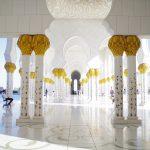 魔法王国すぎるアブダビのシェイク・ザーイド・グランド・モスク
